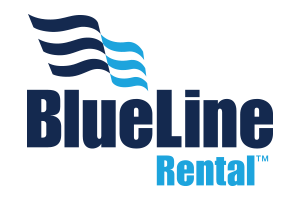 Blue Line Rental - Kawasaki Classic Sponsor
